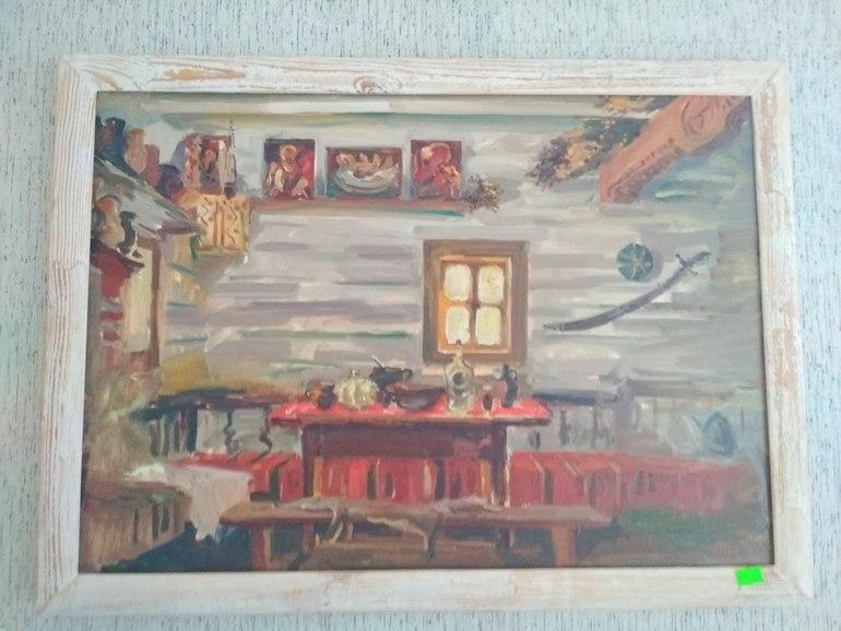 Ірина Гресик картина