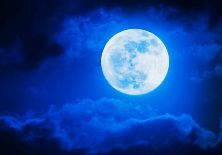 В Запорожье в ночь на Хэллоуин взойдет «голубая Луна»