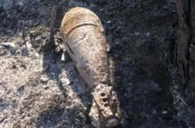Эхо войны: найдено 26 снарядов