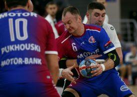 ГК «Мотор» на выезде обыграл хорватский ГК«Загреб»