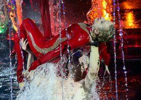 В Запорожском государственном цирке Украины состоялась премьера - «Таємниці Атлантиди» (фото, видео)