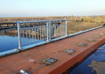 У Запоріжжі до кінця року мостобудівники планують відкрити дорожній рух з Бабурки на Хортицю