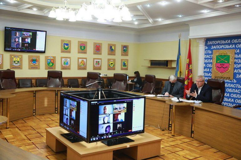 Сьогодні завершується опитування про знакові місця та кольори Запорізької області