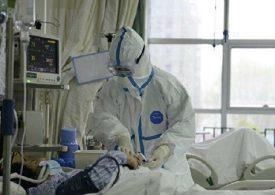 В Запорожской области больницы, принимающие пациентов с коронавирусом, заполнены почти на 72%