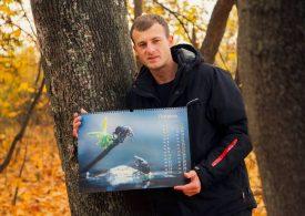 """Запорожский фотохудожник рассказал, как позируют """"дикари"""" на Хортице"""