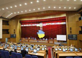 Гідний фінал: депутати облради VII скликання об'єднались заради боротьби з COVID-19
