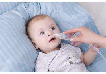Как детский назальный аспиратор защищает здоровье малыша?