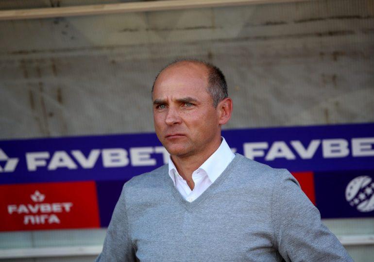 Главный тренер «Зари» Виктор Скрипник рассказал о своих ощущениях перед матчем с «АЕКом»
