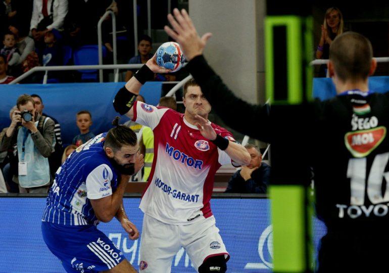 Запорожский ГК «Мотор» одержал очередную победу в Лиге чемпионов (видео)