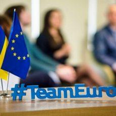 Ініціатива «TEAM Europe» провела два обговорення боротьби зі змінами клімату в Україні за участі високопосадовців ЄС та України