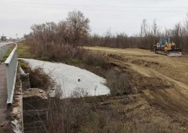 На чотирьох мостах у Запорізькій області почалися роботи з реконструкції