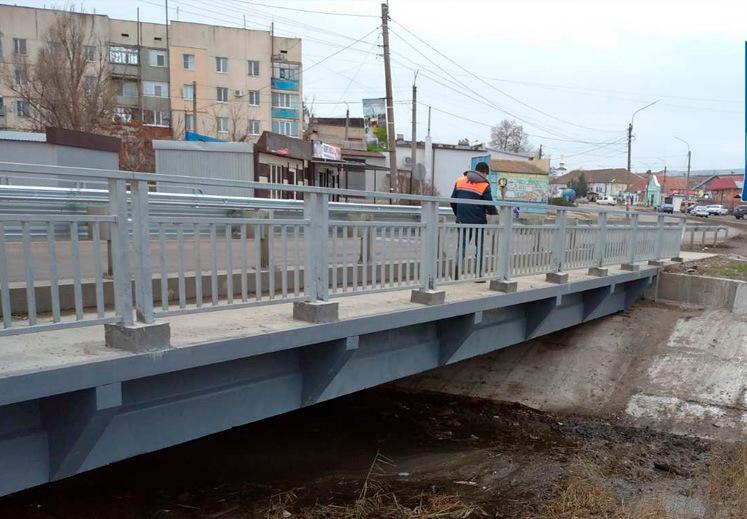 На двох мостах у Запорізькій області завершено ремонти