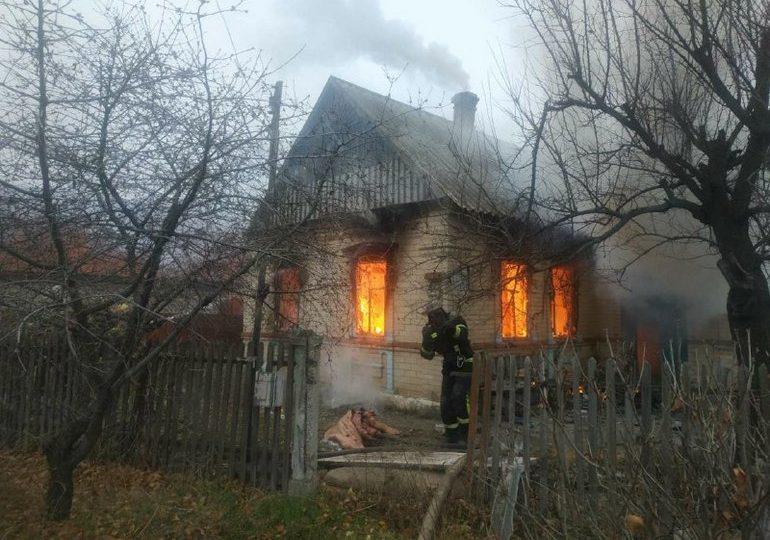 У Мелітополі на пожежі загинула жінка