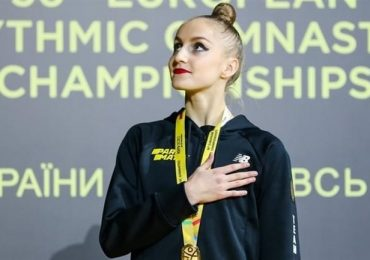 Запорізька гімнастка допомогла українській збірній отримати перше місце на Чемпіонаті Європи