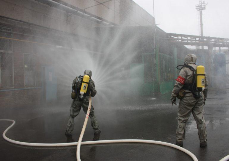У Запоріжжі на пожежі врятовано двох жінок