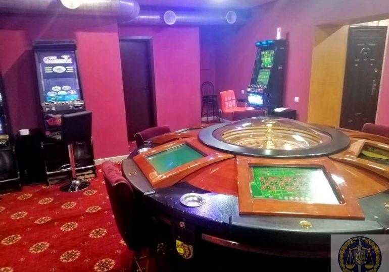 В Запорожье работали подпольные казино