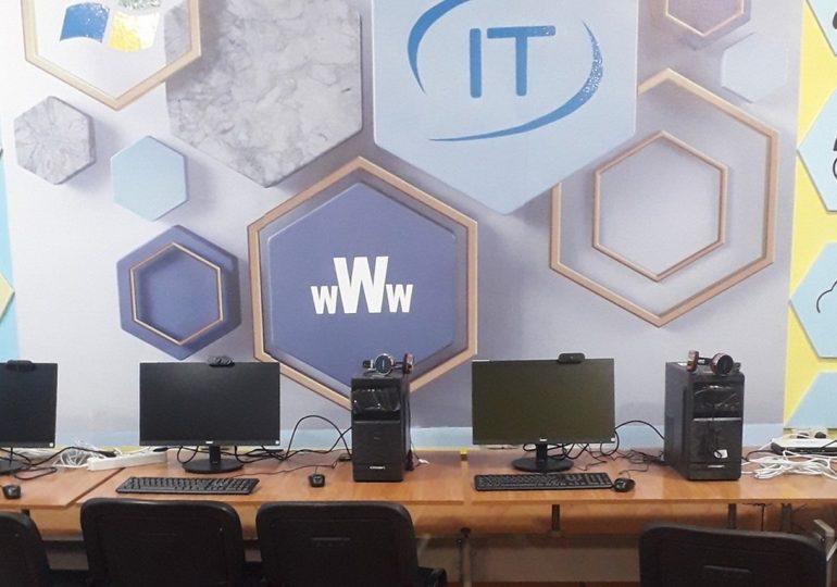 У Темирівській школі з'явився сучасний комп'ютерний клас