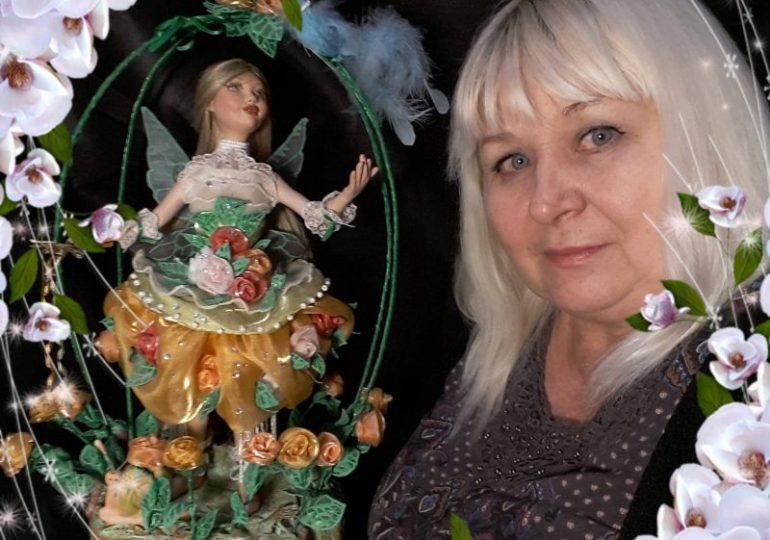 Мир кукол Натальи Блюсюк