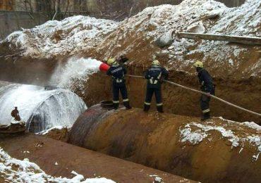 Запоріжжя: внаслідок хлопку газоповітряної суміші загинув чоловік