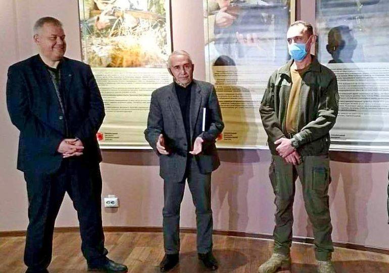 В обласному краєзнавчому музеї відкрилася виставка «Воїни. Історія українського війська»