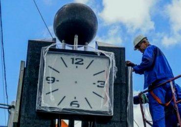 «Часы влюбленных» временно остановили на ремонт