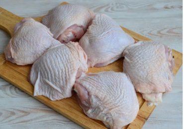 Тест: куриные бедра