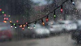 На Рождество в Запорожье будет тепло и дождливо