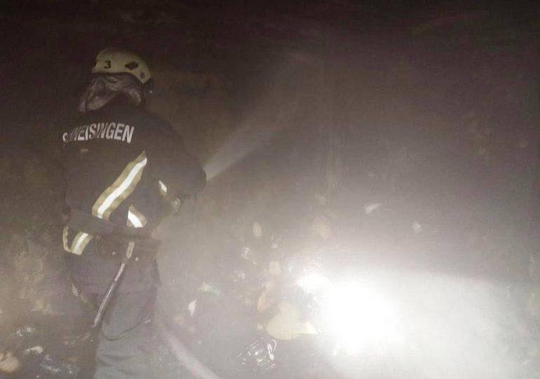 У Запоріжжі на пожежі загинули дві літні жінки