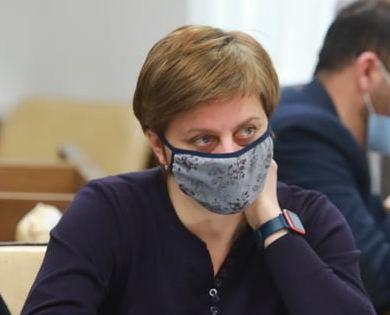 Еко-активістку Ірину Пірогову призначено помічницею голови Запорізької ОДА