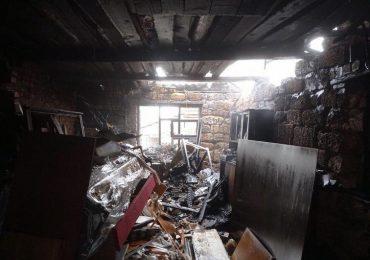 На Запоріжжі рятувальники запобігли вибуху газового балона