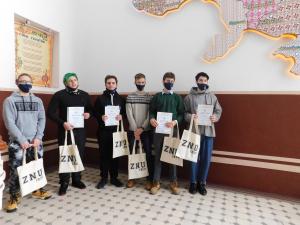 У ЗНУ нагородили переможців конкурсу соціальних проєктів Школи лідерів учнівського самоврядування