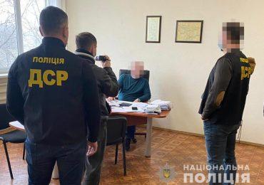 Чиновник «Запорожгаза» хотел 41 тысячу гривен «отката» от предпринимателя