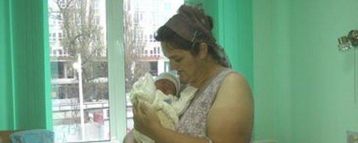 Жительница Хмельницкой области родила 18-го ребенка