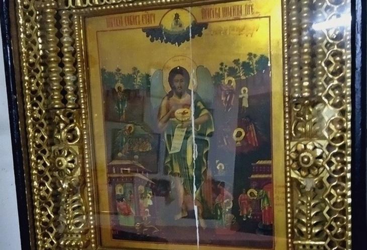 Возвращение в Гуляйполе Иоанна Крестителя