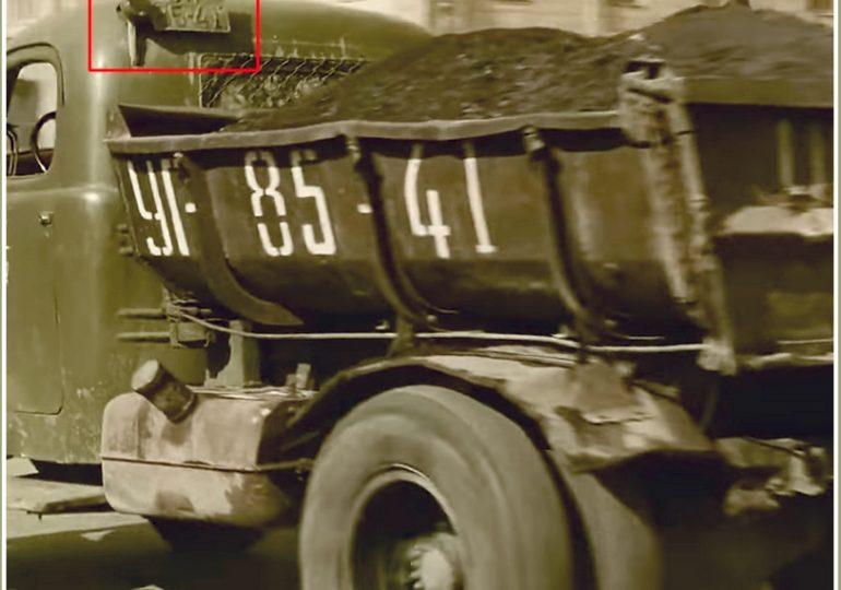 В Запорожье восстановили самосвал из фильма «Весна на Заречной улице»