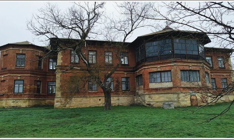 Самая необычная дача Запорожской области