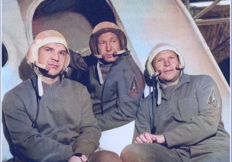 Как космонавт из Запорожской области в космос не полетел