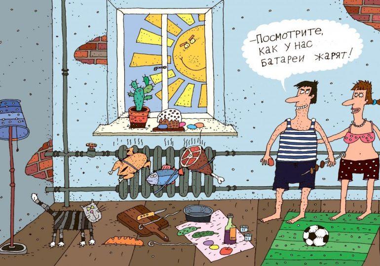 Запорожцы изнывают от жары в квартирах. По просьбам медиков