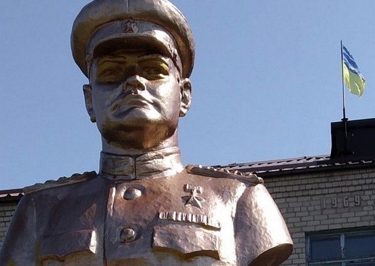 Как на Запорожье генерал Красной Армии оказался под флагом свободной Украины