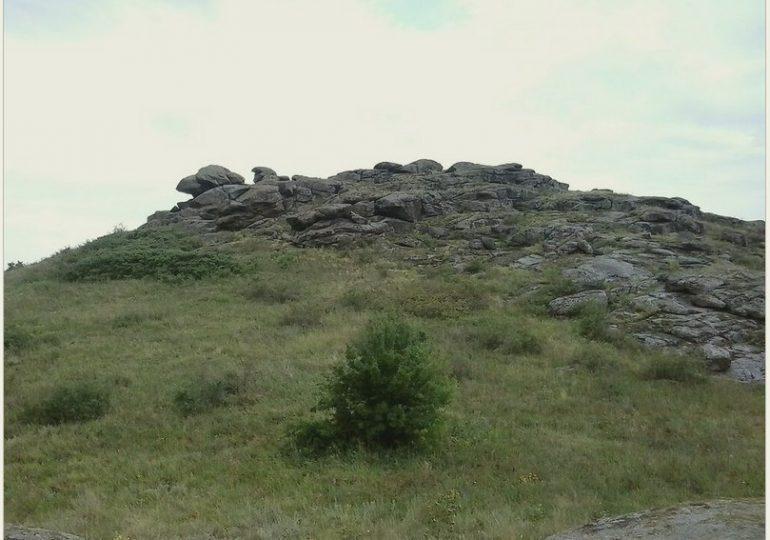 На окраине запорожского края можно увидеть, как выглядела земля… 1,8 миллиарда лет назад
