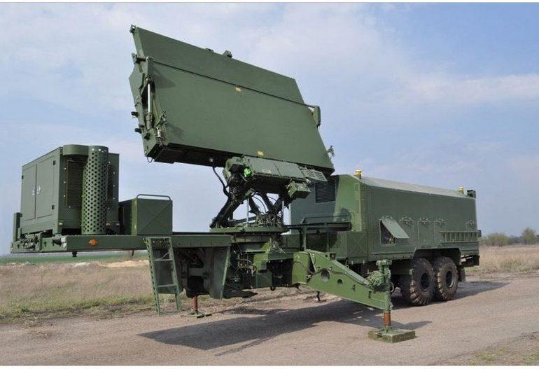 В Запорожье создали глаза для ракетного комплекса «Бук»